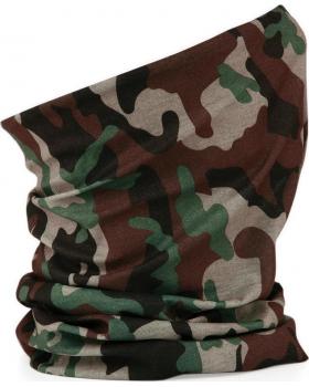 Beechfield Original Headwear Πολυχρηστικό Μαντήλι Morf™ Original / Jungle Camo