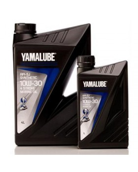 Yamalube Synthetic 10W30 4 litre