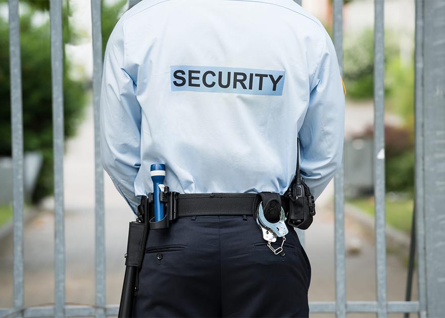 Εξοπλισμός για σώματα ασφαλείας