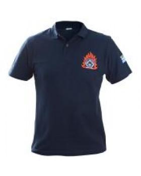 Survivors Μπλουζάκι Πόλο κοντομάνικο Πυροσβεστικής