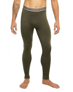 220 MERINO XTREME LONG PANTS THERMOWAVE GREEN