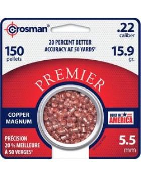CROSMAN PREMIER COPPER MAGNUM .22/125 (15,9 grains)
