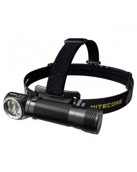 ΦΑΚΟΣ LED NITECORE HEADLAMP HC35, Rechargable 2700Lumens + 4000ma 21700 battery