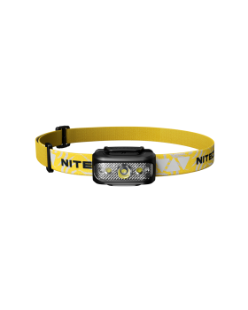 ΦΑΚΟΣ LED NITECORE HEADLAMP NU17, Black