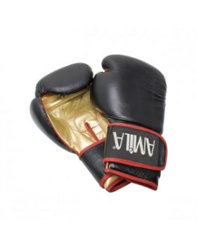 Amila Γάντια Πυγμαχίας Από Δέρμα Και PU