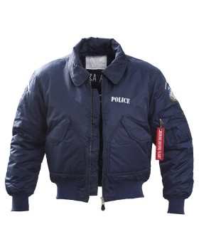 Fly Τζάκετ Αστυνομίας Με Επωμίδες Νέων Προδιαγραφών Με Κέντημα