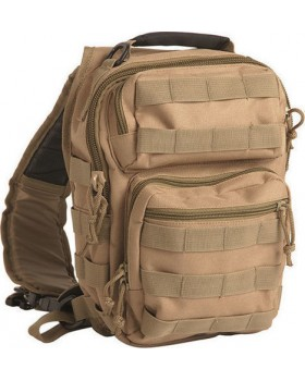 Mil-Tec- Τσάντα Πλάτης Tactical One Strap Assault Pack - Large
