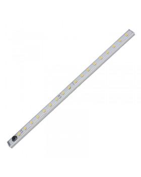 AquaLED Γραμμικό φωτιστικό στεγανό, 50 cm, 12/24V DC Multivolt,  Βάση από αλουμίνιο