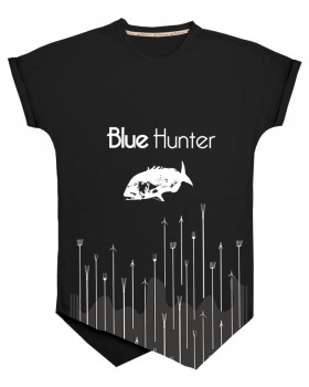 Blue Hunder T-Shirt Fashion 1
