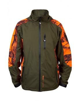 Jacket Rain Forest Gamo Green/Orange