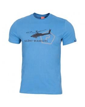Pentagon-Μπλουζάκι Cotton Apache Blue Pacific