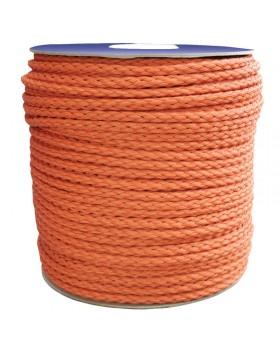 CABO, Σχοινί Διάσωσης, Τρίκλωνο, Διαμ. 4mm, Πορτοκαλί
