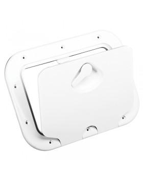 CLASSIC Πορτάκι με Αποσπώμενο Κάλ. Λευκό, 275x375mm