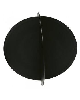 Μπάλα Αγκυροβολίας O 350mm, Μαύρη