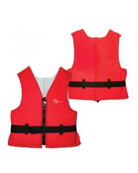 Fit&Float Πλευστικό Βοήθημα, Ενηλ. 50N, ISO 12402-5, 70-90kg,κόκκινο