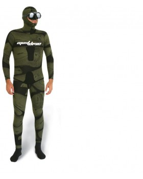 Must Dive Στολή Παραλλαγής Green 5,5mm-Yamamoto39