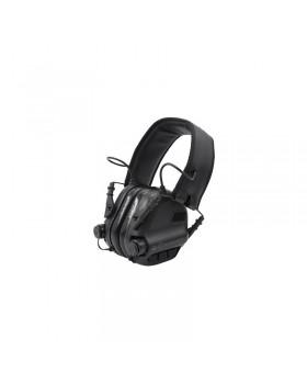 Ωτοασπίδες Ηλεκτρονικές OPSMEN-EARMOR M-31 Black