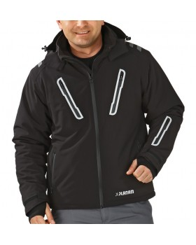 Αδιάβροχο Μπουφάν Iso Jacket 3660 μαύρο