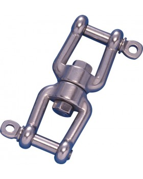 Στριφτάρι Διπλό Κλειδί Ανοξείδωτο 10mm