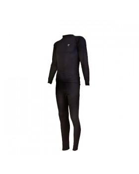 Ισοθερμικό Σέτ Toxotis Μπλούζα/Παντελόνι Μαύρο 090SB