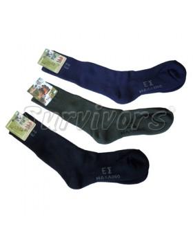 Survivors-Κάλτσες Μάλλινες στρ/κες - one size