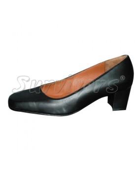 Survivors-Παπούτσια υπηρεσίας δερμάτινα - Γόβα γυναικεία