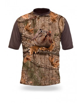Hillman-T-Shirt Wild Boar 3D