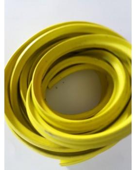 Ελαστικό φαρδύ παρατροπίδιο Yellow