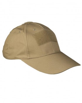Mil-Tec-Καπέλο Coyote Rip Jockey