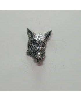 Must Hunt-Καρφίτσα Αγριογούρουνο No2