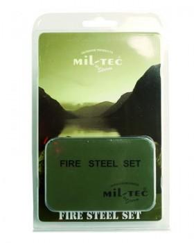 Mil-Tec-Κιτ Προσανάμματος σε Μεταλλικό Κουτί