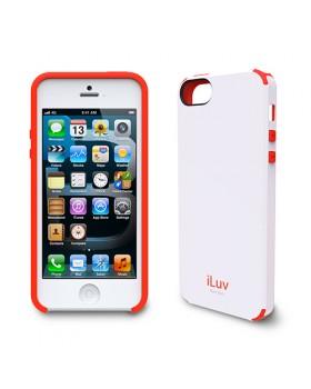 Iluv- Θήκη iLuv Regatta Λευκή για iPhone 5