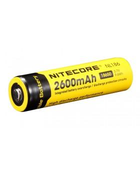 Nitecore-Μπαταρία Nitecore 18650 / 2600mAh