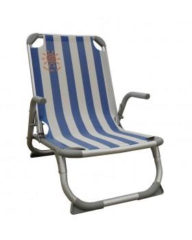 Panda-Καρέκλα Παραλίας Χαμηλή