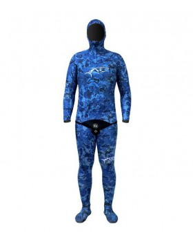 Xt Diving Pro ENEDRA BLUE ΦΟΔΡΑ / ΞΥΡΙΣΜΕΝΗ 5mm