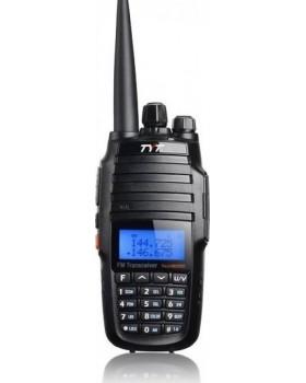 Φορητός Ασύρματος Πομποδέκτης dual band VHF/UHF 10W