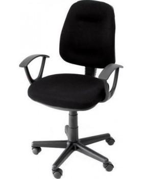 Καρέκλα Γραφείου Μαύρη Velco Κ08642Ν-1