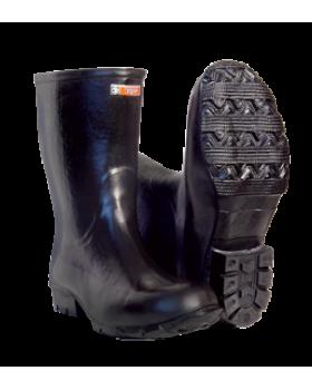 Γαλότσα Κνήμης Tigar Canada Low Work Boot 20164 Μαύρο