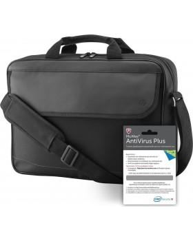 """Τσάντα μεταφοράς HP Prelude Top Load K7H12A6 για laptop έως 15.6"""" + ΔΩΡΟ Licence McAfee Antivirus Plus (PC) για 1 χρόνο"""