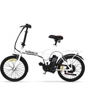 "Nilox Doc E-Bike X1 20"""