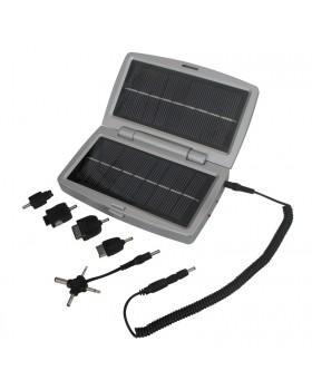 Ηλιακός Φορτιστής 1W-Φορτίζει & 5 Μπαταρίες ΑΑΑ