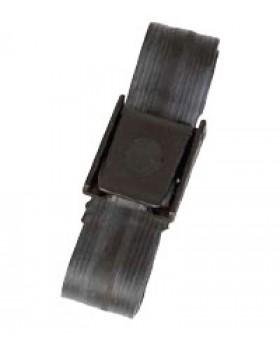 Xifias Sub-Ζώνη Ελαστική Mαύρη ζώνη 3mm