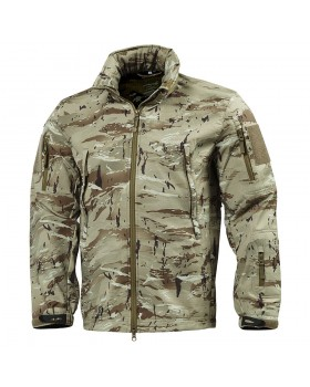 Jacket Softshell Artaxes Pentacamo
