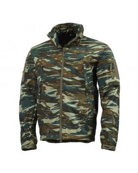 Jacket Softshell Artaxes Gr-Camo