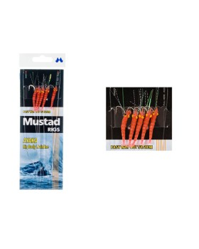 Mustad-Τσαπαρί Με 5 Αγκίστρια T51
