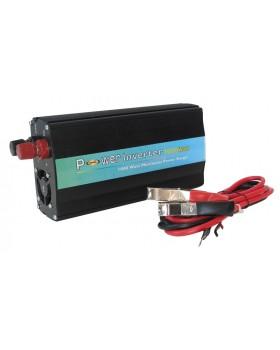 Inverter 1000W (12V/220V)