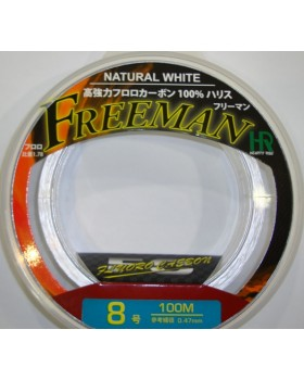 Freeman-Fluorocarbon Shock Leader 0.47mm