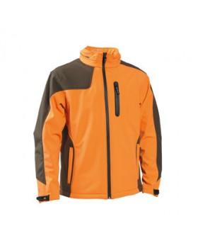 Ζακέτα  Softshell Deerhuntder Argonne Orange