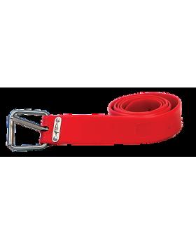 Xt Diving Pro-Ελαστική ζώνη Μασσαλίας 4mm-Red