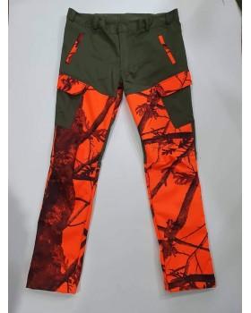 Παντελόνι Κυνηγιού Πορτοκάλι